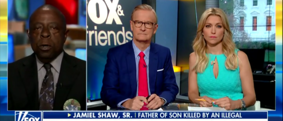Father Whose Son Was Murdered By Illegal Immigrant Slams CA Government They 'Don't Care' About Us - Fox & Friends 4-19-18