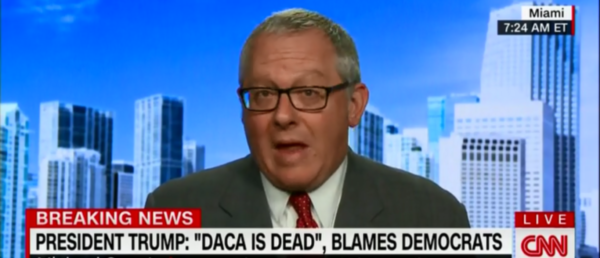 Former Trump Adviser Michael Caputo Says Trump Turned On DACA Because Dems are 'Playing Politics'- CNN New Day 4-2-18