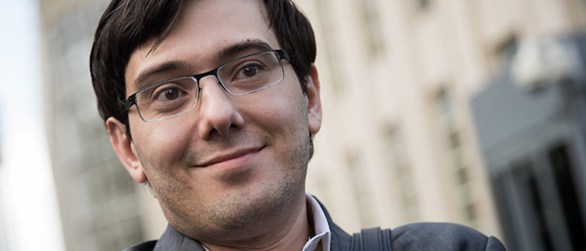 NEW YORK, NY - AUGUST 3: Former pharmaceutical executive Martin Shkreli departs the U.S. District Court for the Eastern District of New York, August 3, 2017 in the Brooklyn borough of New York City. Jurors finished their fourth day of deliberations and have not reached a verdict. Shkreli faces eight counts of securities fraud and conspiracy to commit securities and wire fraud. (Photo by Drew Angerer/Getty Images)