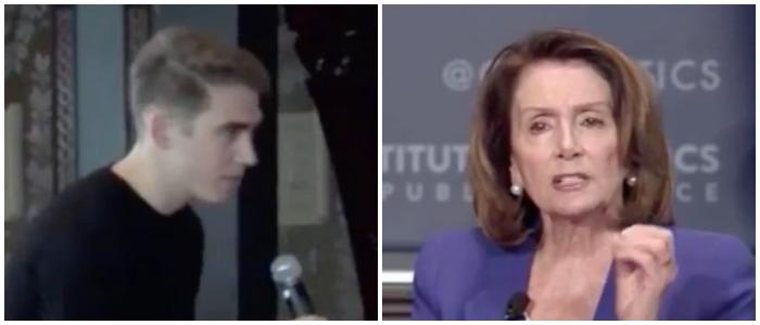 Georgetown Nancy Pelosi (screenshots)