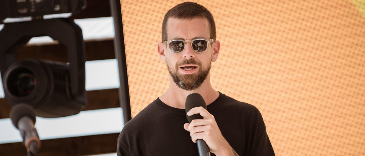 Co-chair and founder of Twitter Jack Dorsey attends the ' #SheInspiresMe event at Cannes Lions on June 21, 2017, in Cannes, France.  (Photo by Francois Durand/Getty Images for Twitter)