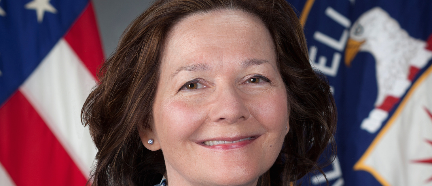 Gina Haspel, confirmed head of the CIA, is shown in this handout photograph released on March 13, 2018. (Photo: CIA/Handout via Reuters )