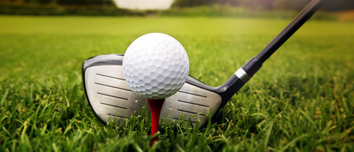 Golf (Credit: Shutterstock)