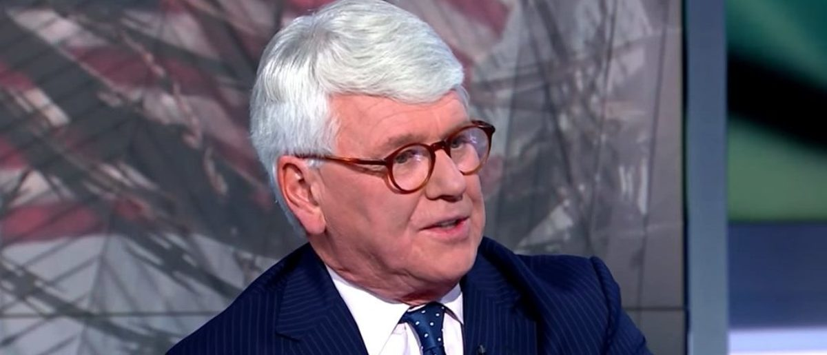 Former White House counsel Greg Craig. (YouTube screen capture/Al Jazeera)