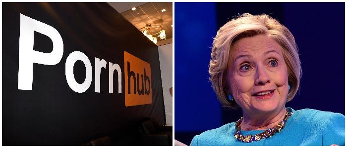Consider, Hillary clinton fake porn sex any