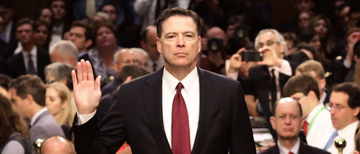 James Comey Getty Images/Mark Wilson