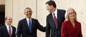 EXCLUSIVE: TheDCNF Files Lawsuit To Disclose Comey And Obama Meetings