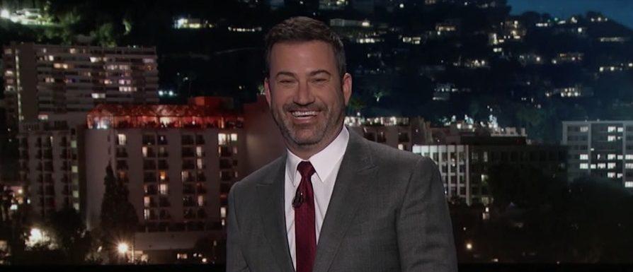 (Photo credit: screenshot/YouTube Jimmy Kimmel Live)