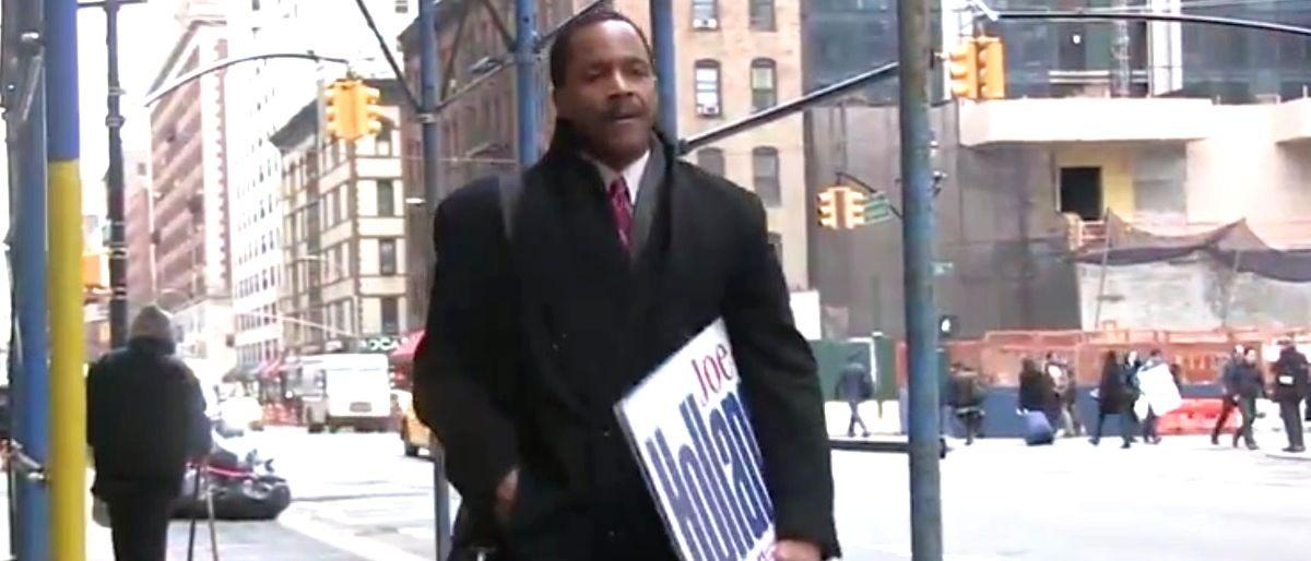 Joe Holland YouTube screenshot/Joe Holland for New York