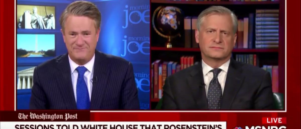 Joe Scarborough Predicts Republicans Will Face Reckoning For Electing Donald Trump - Morning Joe 4-23-18 (Screenshot/MSNBC)