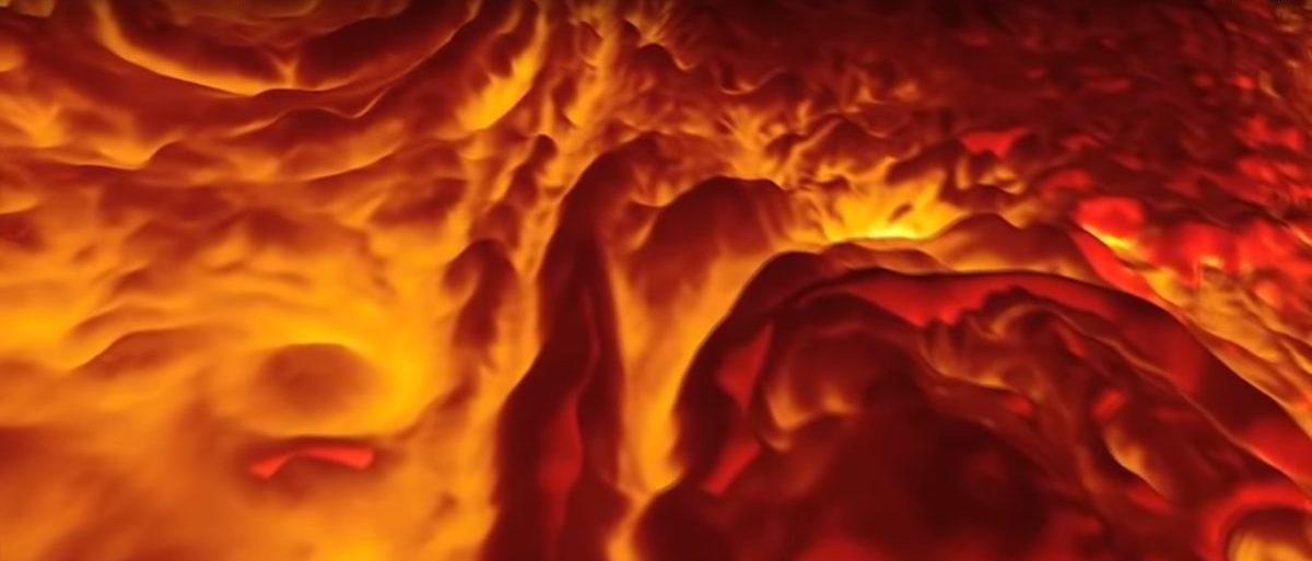 3D images of Jupiter Space Videos via YouTube