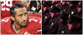 Colin Kaepernick Accuses American Police Officers Of 'Lawful Lynching Of Black And Brown People'