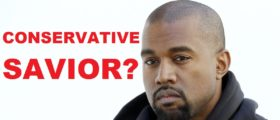 Come On, Conservatives. Kanye Won't Save Us