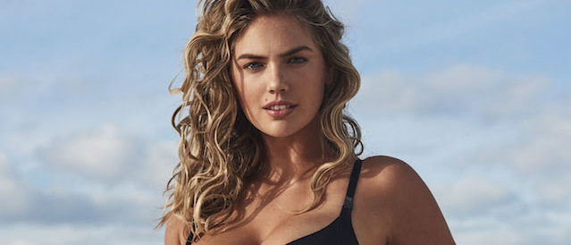 Bikini beauty Kate Upton models Yamamay's Sculpt Collection for Summer 2018. Kate posed in the Italian lingerie and beachwear company's lycra stretch swimsuits for photographer Giampaolo Sgura. *BYLINE MUST CREDIT: YAMAMAY/SPLASH NEWS Pictured: Kate Upton Picture by: Yamamay/Splash News