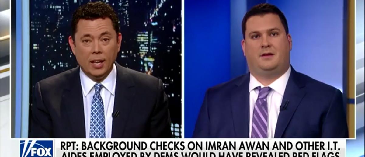 Luke Rosiak Wrecks Democrats For Covering Up Imran Awan Scandal - 4-4-18