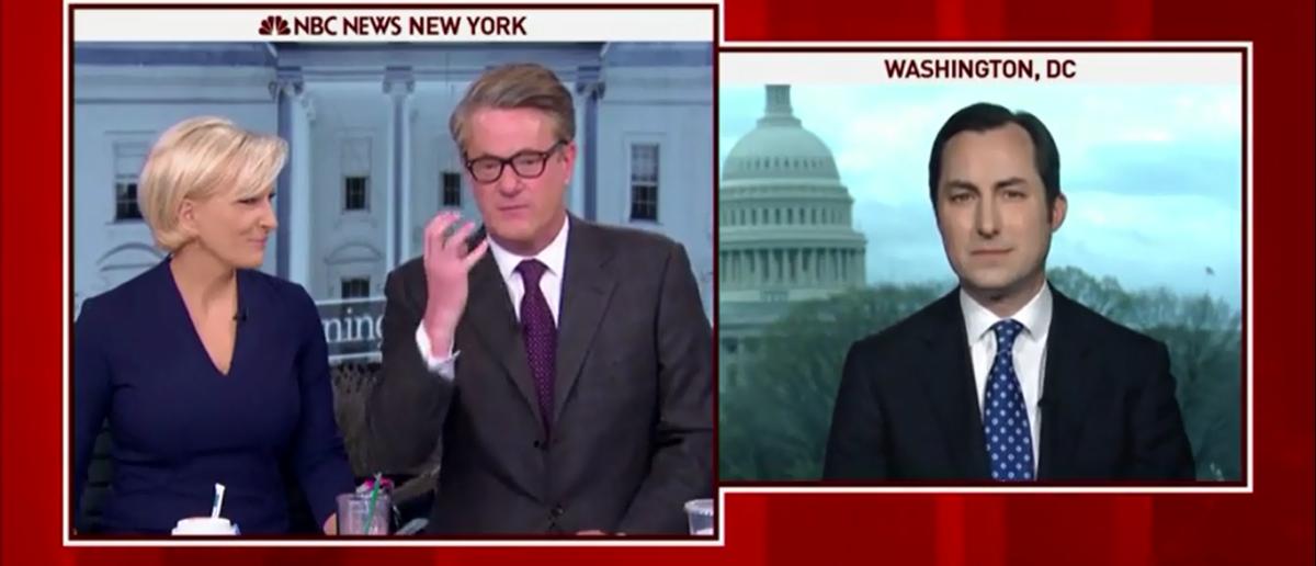 MSNBC's Joe Scarborough Calls James Comey's Book A 'Strange Way To Seek Justice' - Morning Joe 4-16-18