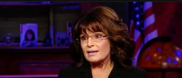 Mark Levin Sarah Palin Fox News screenshot