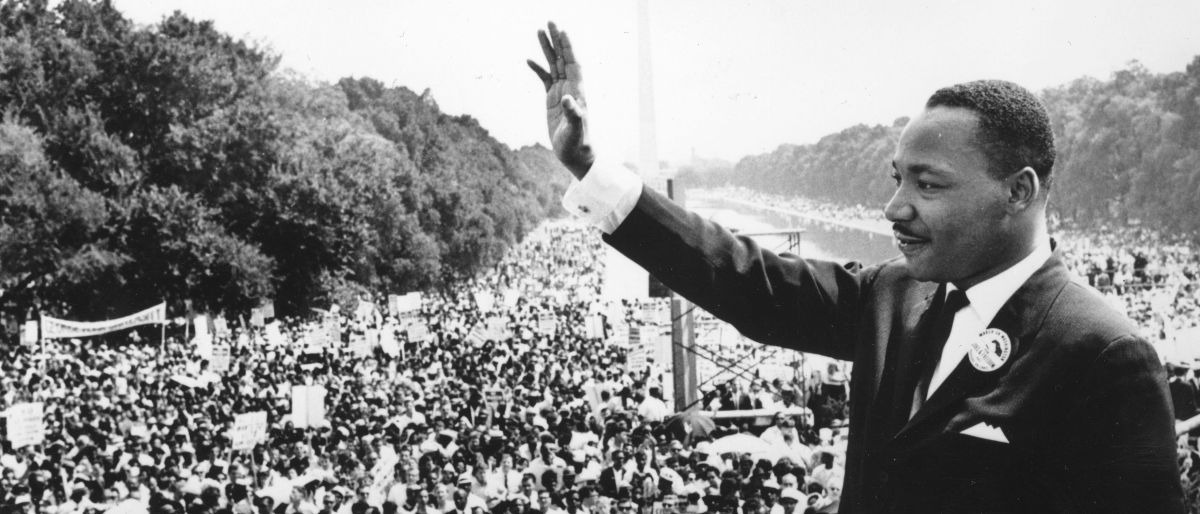Martin Luther King Jr Getty Images/Central Images