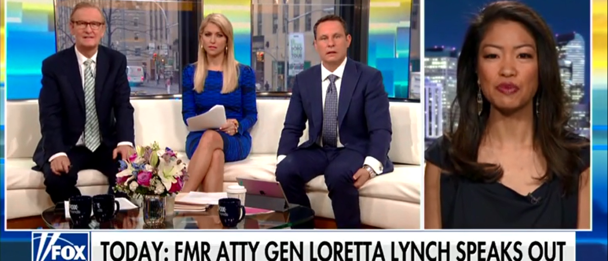Michelle Malkin Suspects Loretta Lynch And James Comey Covered Up Their Sins 'The Heat Is On' - Fox & Friends 4-9-18 -