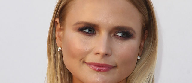 Recording artist Miranda Lambert arrives for the 52nd Academy of Country Music Awards on April 2, 2017, at the T-Mobile Arena in Las Vegas, Nevada. / AFP PHOTO / Tommaso Boddi (Photo credit should read TOMMASO BODDI/AFP/Getty Images)