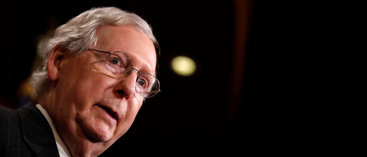 Mitch McConnell Reuters/Aaron Bernstein