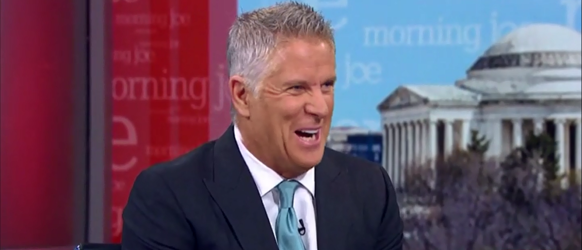 'Morning Joe's' Donny Deutsch Fancies Himself A 'Hooker Expert' - MSNBC 4-20-18 (Screenshot/MSNBC)