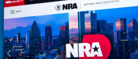 Prof Charged For Spraying Fake Blood On NRA Lobbyist's House