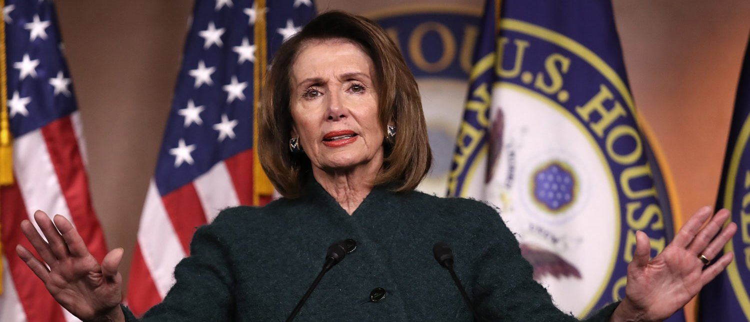 Nancy Pelosi Vows Democrats Will Raise Taxes If They Take Back The House
