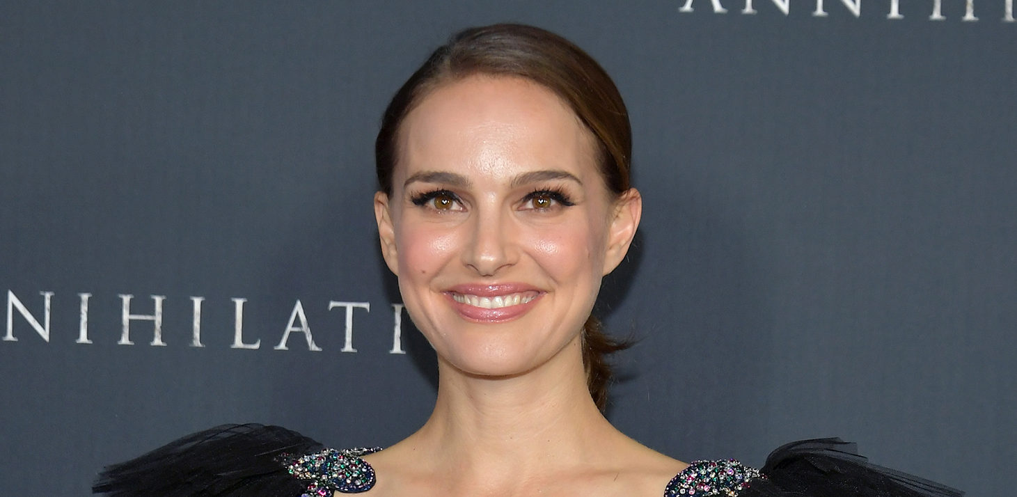 Natalie Portman attends the premiere of Paramount Pictures' 'Annihilation' at Regency Village Theatre on February 13, 2018 in Westwood, California. (Photo by Neilson Barnard/Getty Images)