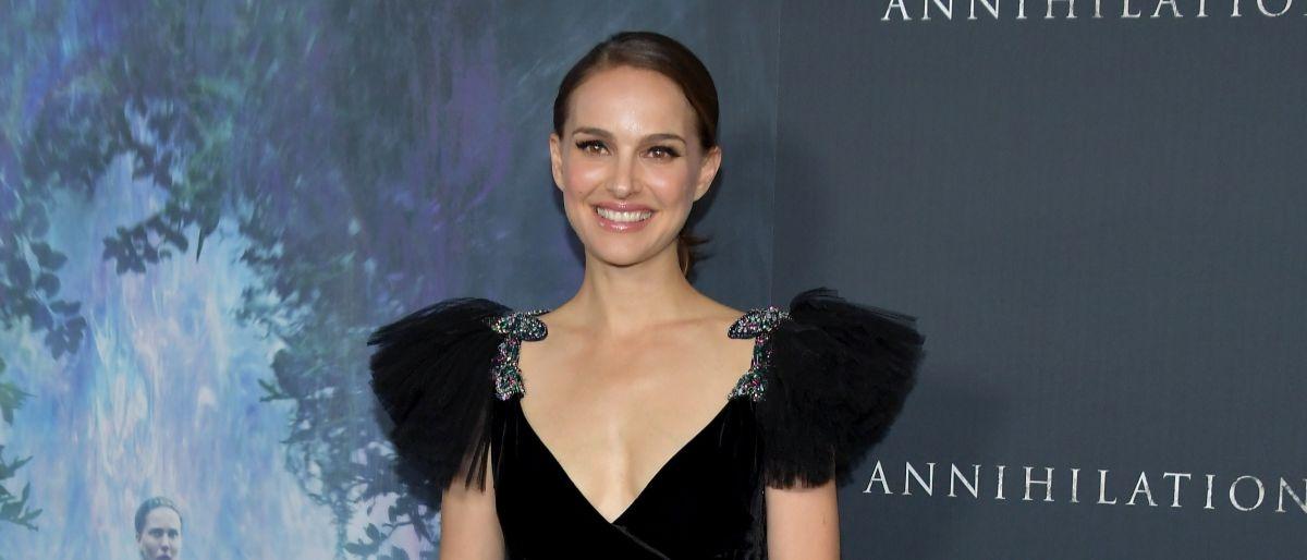 Natalie Portman Getty Images/Neilson Barnard
