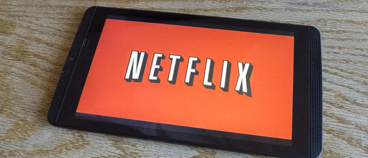 Netflix (Credit: Shutterstock)