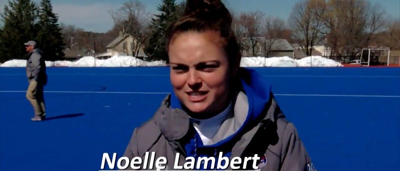 Noelle Lambert (Photo: Screenshot/Lowell Sun)