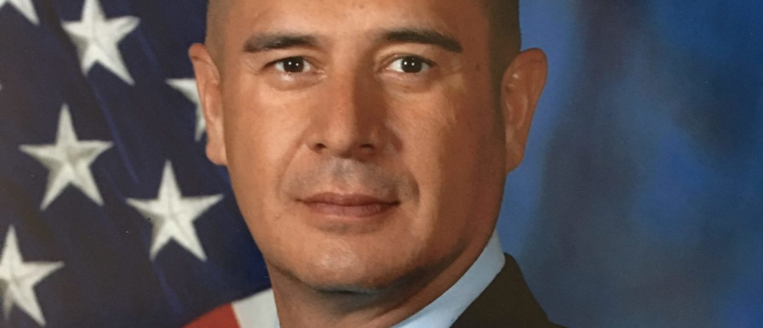 SMSgt Oscar Rodriguez, USAF. Photo courtesy of Oscar Rodriguez. (Provided to TheDCNF courtesy of First Liberty Institute)   Man Sues Air Force For Alleged Assault