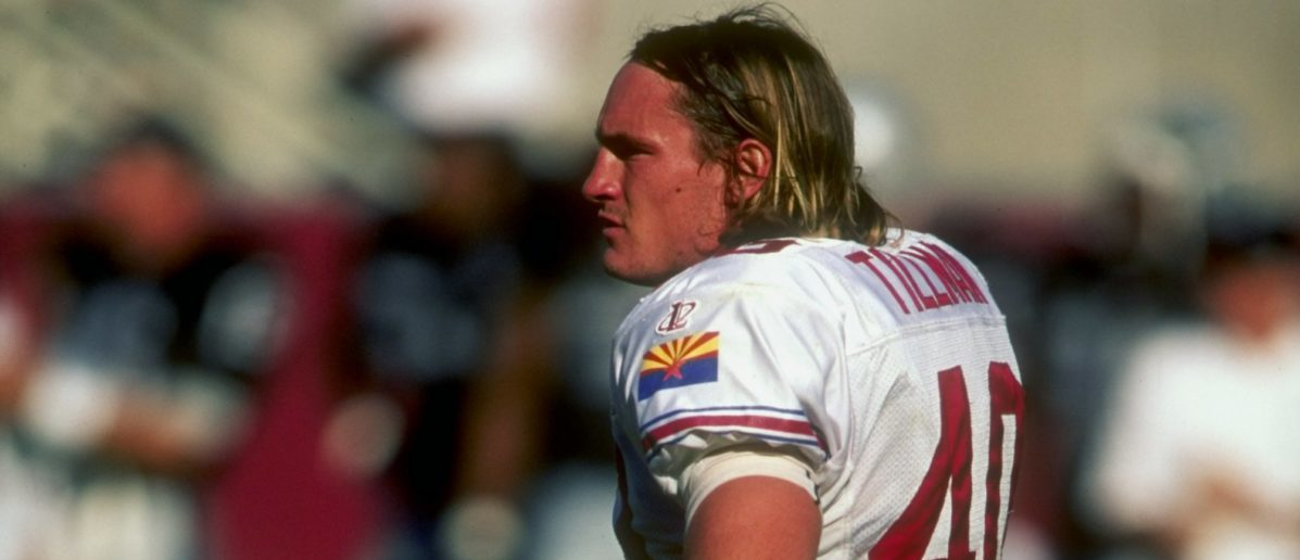 The World Mourns Pat Tillman On The 15th Anniversary Of His Death