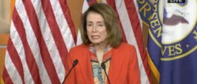 Nancy Pelosi Is Over 'Crumbs' – Her New Catchphrase For Tax Cuts Is 'BS'