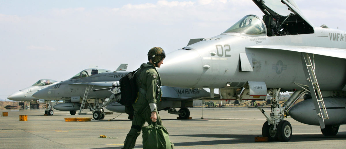 Air Force Faces Serious Pilot Shortage | The Daily Caller