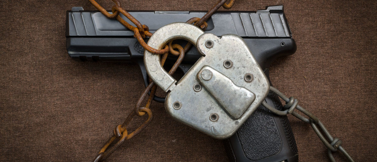 Vermont Gov. Phil Scott signed three pieces of gun control legislation Wednesday, increasing the age for purchasing assault weapons, banning bump stocks, and expanding background checks for firearm purchases. (Photo: ShutterStock - Christopher Slesarchik)