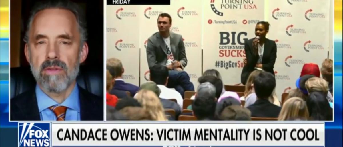 Professor Jordan Petersen Warns Against The 'Dangerous Narrative' Of Victimization - Fox & Friends 4-23-18 (Screenshot/Fox News)
