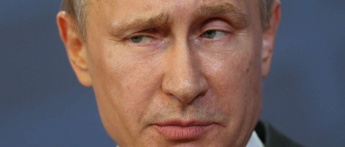 Putin, Getty Images/Sean Gallup