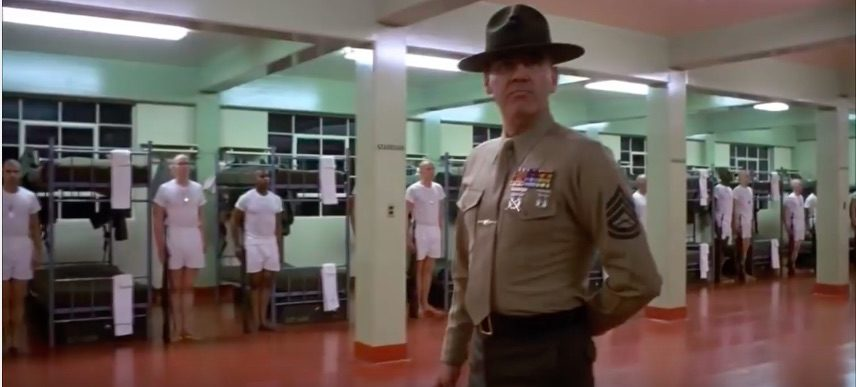 R. Lee Ermey (Photo: YouTube Screenshot)