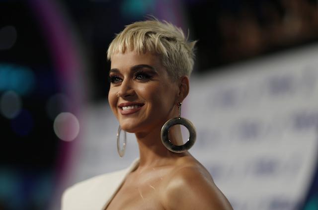 2017 MTV Video Music Awards ñ Arrivals ñ Inglewood, California, U.S., 27/08/2017 - Singer Katy Perry. REUTERS/Mario Anzuoni - RTX3DL64