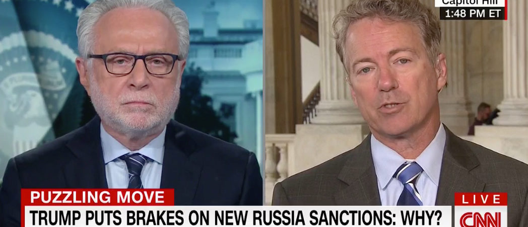 Rand Paul CNN screenshot