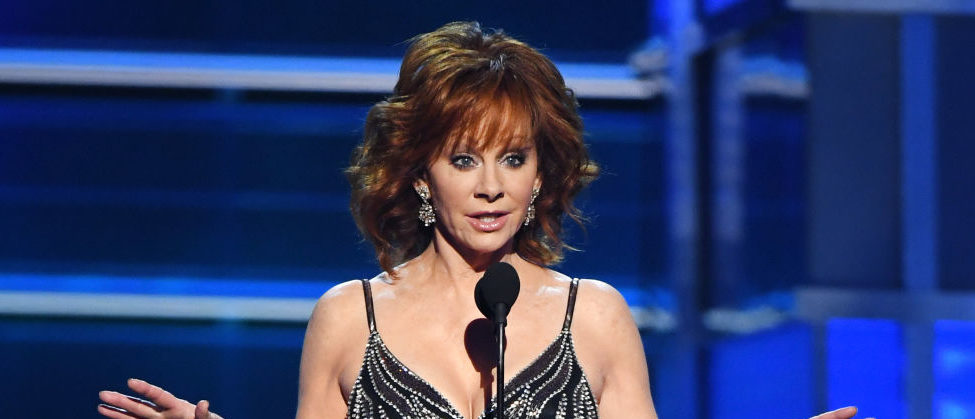 Reba McEntire Refuses To Tackle Politics At ACM Awards