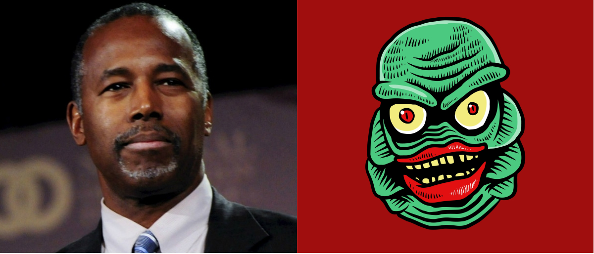 Swamp Creatures Are TERRIFIED Of What Ben Carson Is Doing To Clean Up HUD
