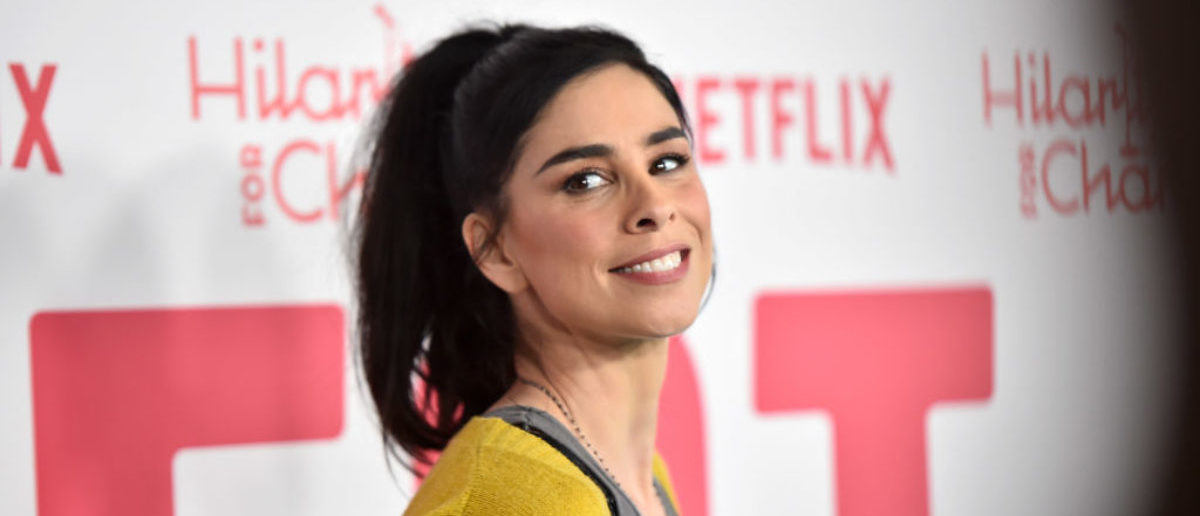 LOS ANGELES, CA - MARCH 24: Sarah Silverman attends the 6th Annual Hilarity For Charity at The Hollywood Palladium on March 24, 2018 in Los Angeles, California. (Photo by Alberto E. Rodriguez/Getty Images)