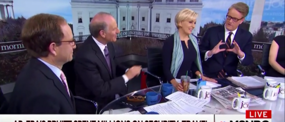 Scarborough Predicts Republicans 'Will Bleed Support' In November If Trump Doesn't Fire 'Corrupt Scott Pruitt - Morning Joe 4-9-18