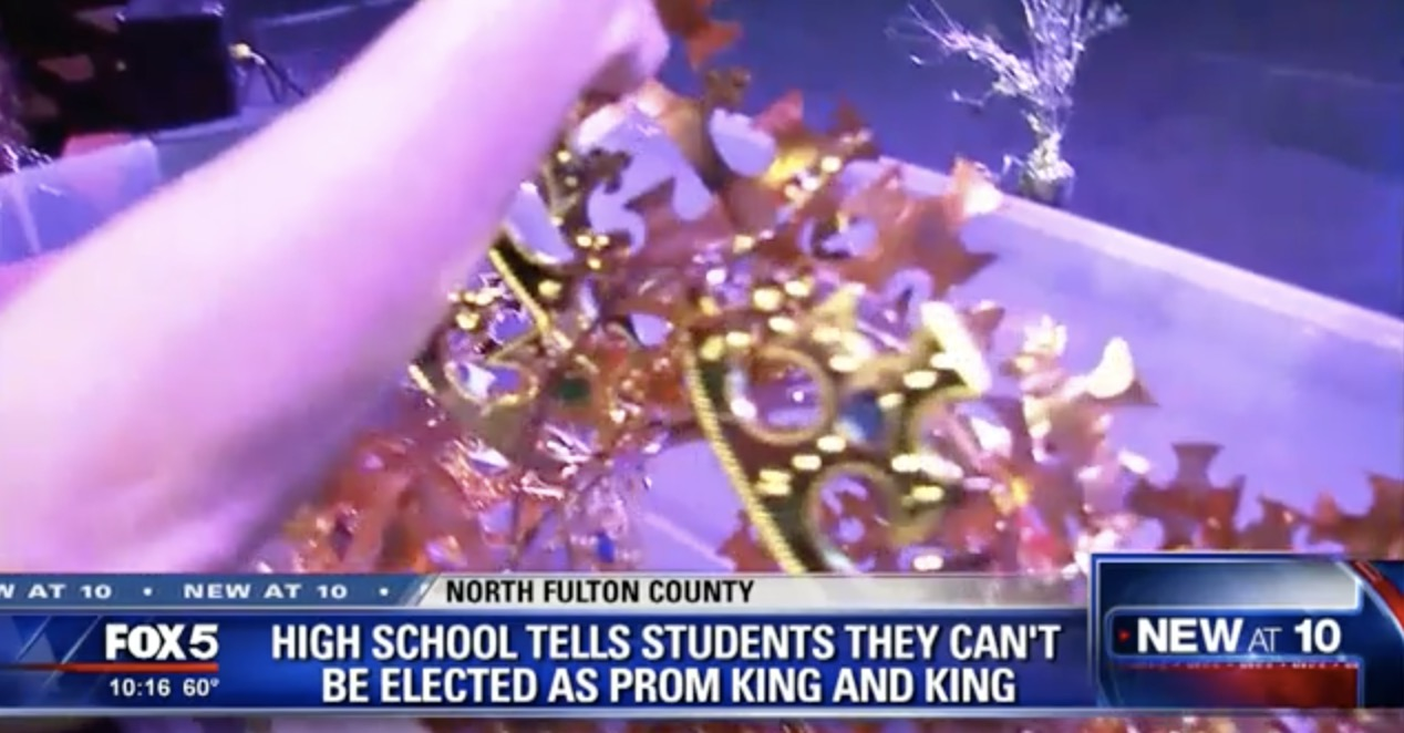 Screen capture from news report.