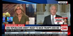 Bob Corker: 'Questionable' Whether Trump Runs Again