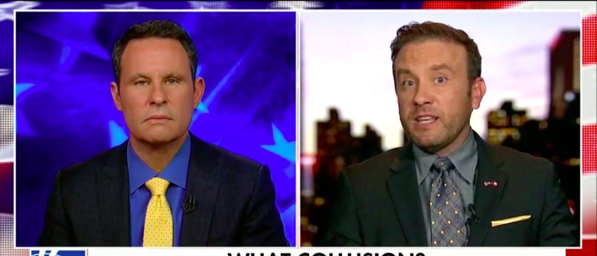 Screen Shot Robin Biro (Fox News: April 20, 2018)