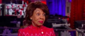 Maxine Waters: 70 Percent Of Women Want To Impeach Trump